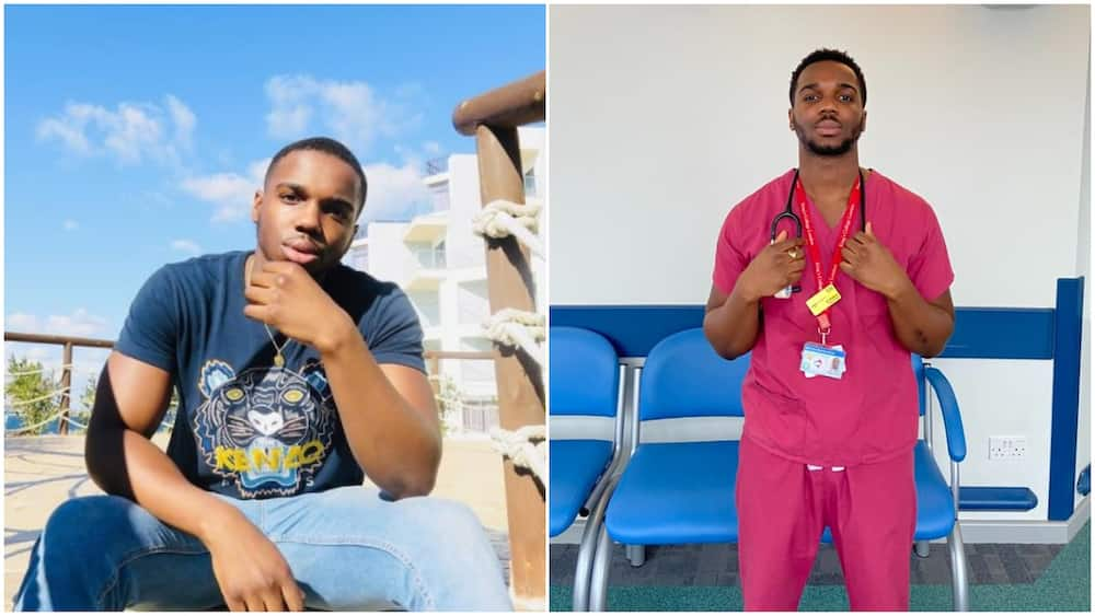 Nigerian man from Edo graduates from top UK university, shares how it all started 6 years ago