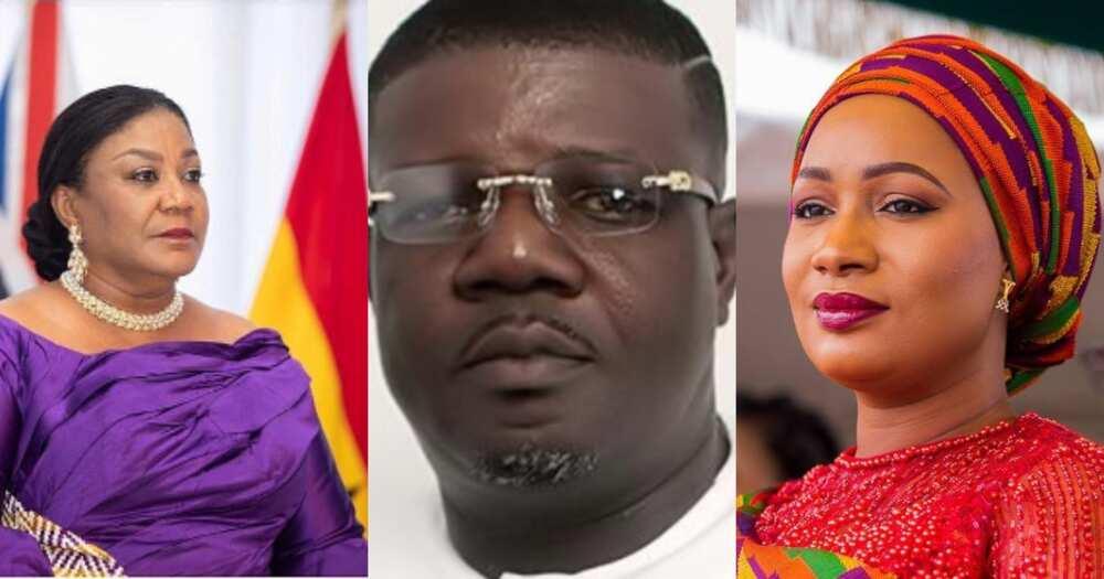 Rebecca and Samira's allowance refund: Suit will still go on - NDC MP