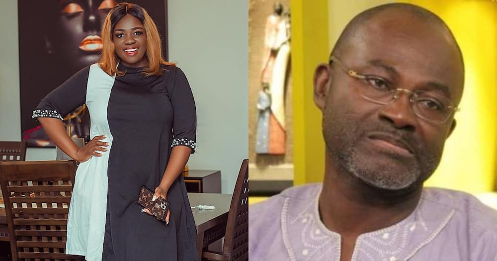 Tracey Boakye insults Kennedy Agyapong in new video