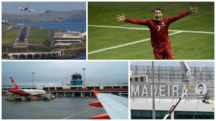 Checkout photos of Madeira airport to be renamed after Cristiano Ronaldo (see photos)