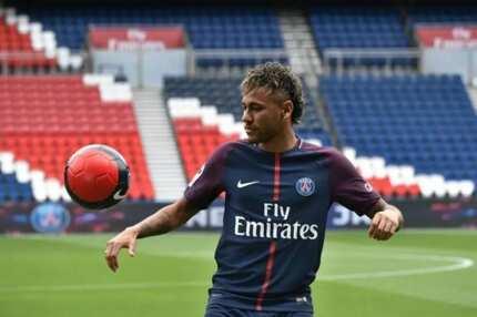 Brazilian star Neymar makes a grand return to Barcelona