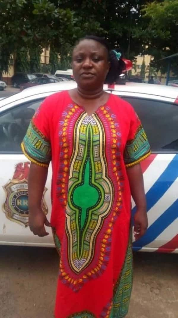 Lady buys car, goes on dream vacation after duping her business partner (photo)