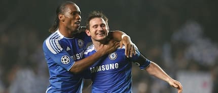 Lampard reveals what always made Drogba perform exemplary in big games at Chelsea