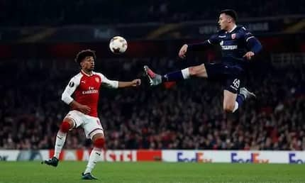 Delight and relieve as Arsenal sail through to Europa League round of 32