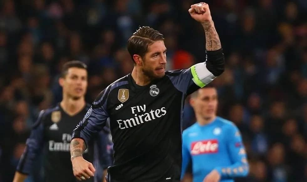 Zidane: Sergio Ramos is the most important player on the team