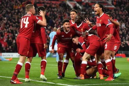 Rampaging Liverpool utterly destroy Man City in Champions League quarter final clash