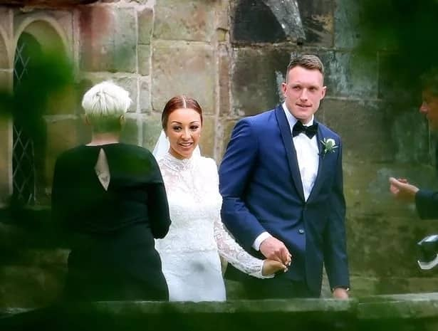 11 footballers who got married in 2017