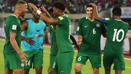 Arsenal star Alex Iwobi on fire as Super Eagles destroy Argentina in international friendly