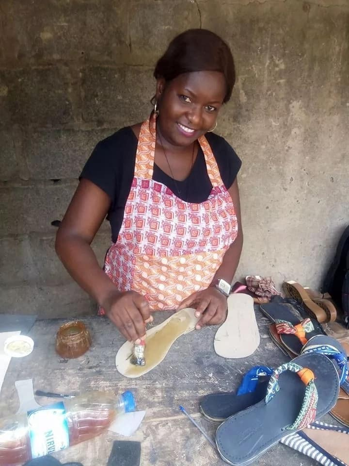 Onyinye Chima, a Shoemaker with Promise