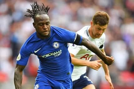 Victor Moses reveals the Chelsea star behind his success at Stamford Bridge