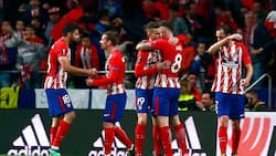 Diego Costa strikes as Atletico Madrid beats Arsenal in Europa League semis