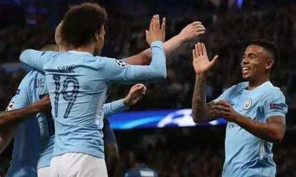 Manchester City sink resilient SSC Napoli in tough Champions League battle
