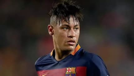 Neymar calls for the expulsion of Barcelona from Champions League