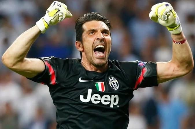 Buffon to retire unless Juventus win Champions League