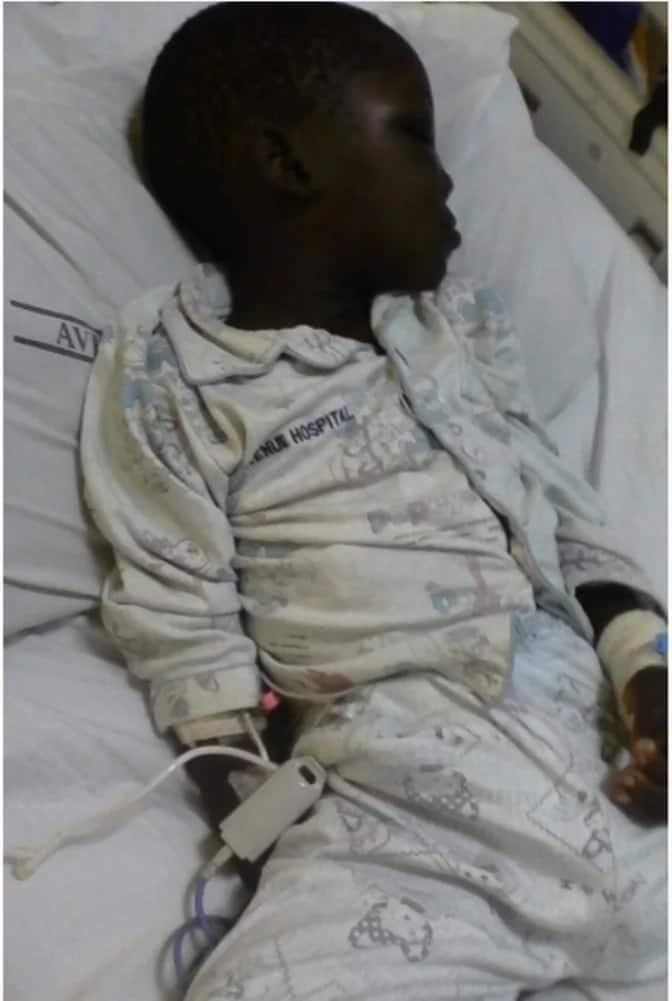 4-year-old boy healed with prophet's 'morning water' after falling