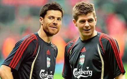 Ex-Liverpool star Alonso backs Gerrard to manage the Reds one day