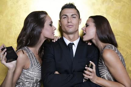 These 5 popular footballers known to be serious womanizers