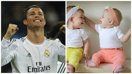 Real Madrid star Cristiano Ronaldo expects twins from surrogate mother (photos)