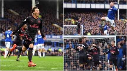 Ronald Koeman in trouble as Arsenal thrash helpless Everton 5-2