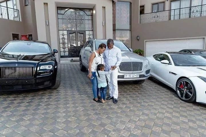 Prophet Bushiri allegedly spends Ghc53m on new mansion (photos)