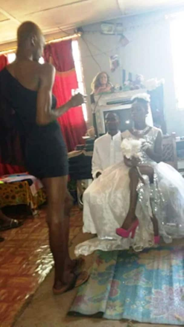 Photos From A Gay Wedding In Sierra Leone (Must See)