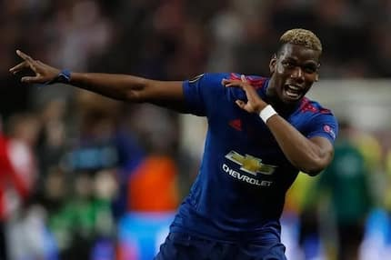 Pogba gives surprising details why he chose Man United over Real Madrid