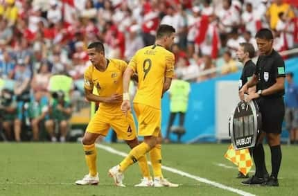 Peru win but are dumped out of the World Cup alondside Australia