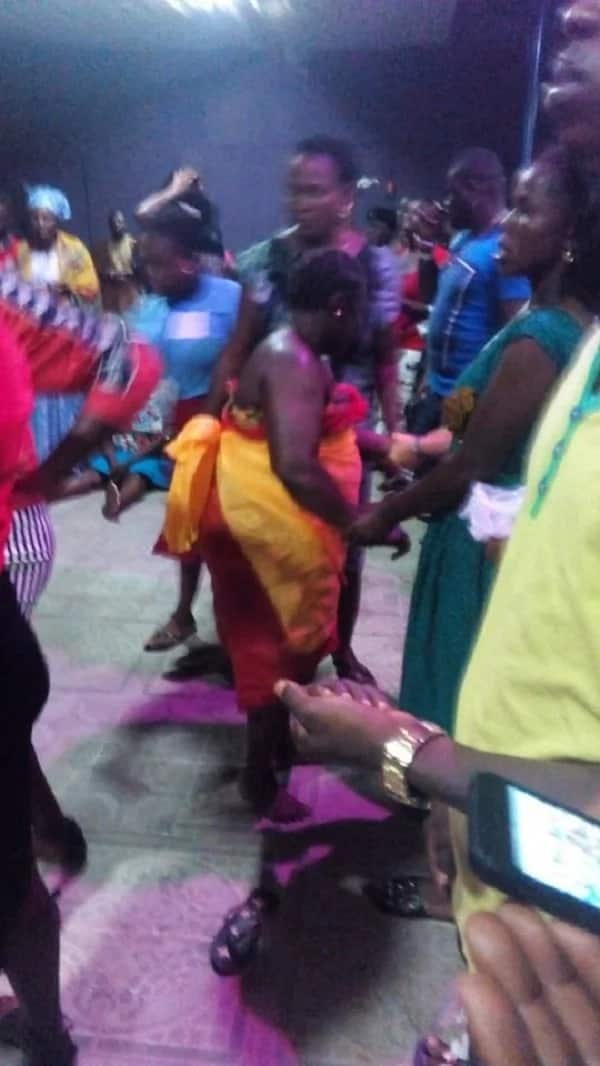 Delta Pastor heals lady whose period stopped at age of 18, sister behind it runs mad