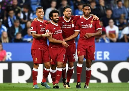 Liverpool defeat stubborn Leicester City 3-2 in tough away tie
