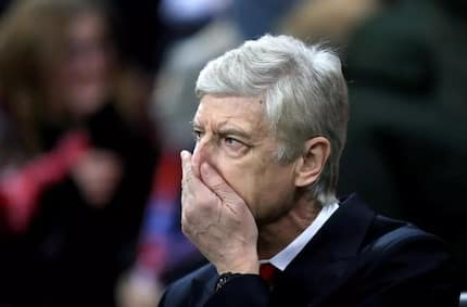 Arsene Wenger in trouble for calling Manchester City star Raheem Sterling a diver